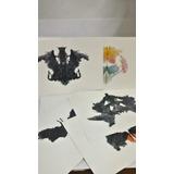Laminas Test De Rorschach Ideal Universitarios