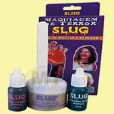 Kit Terror Maquiagem Slug C/ Sangue Massa - Halloween Festas