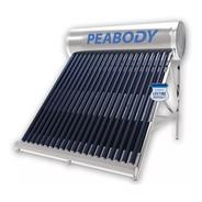 Peabody Termotanque Solar 200 L + Kit Electrico + Todo Acero Inox Anodo Garantia Oficial + Cuotas Sin Interes!