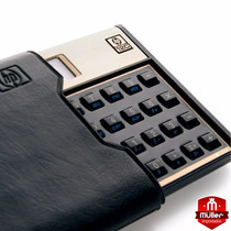 Calculadora Financeira Hp 12c Gold Original Lacrada+brinde