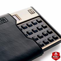 Calculadora Financeira Hp 12c Gold Original Lacrada+brinde