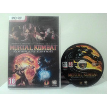 Mortal Kombat 9 Komplete Edition - Frete Grátis - Promoção
