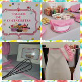 Taller De Cocineritas - Cocineritas Party