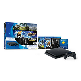 Playstation 4 Slim Bundle 500gb+3 Juegos!!!