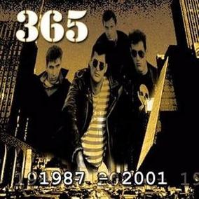 365-1987-2007(coletânea De 2008/rock Nacional+bônus)