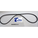 Correia Lava Roupas Enxuta 5000900112.3 De 1.437mm X 9,8mm