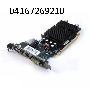 Tarjeta De Video Gt-6200 Ddr2 X8