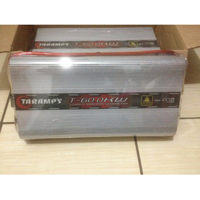 Módulo Taramps T 60.0 Kw 60000w Rms Alta Voltagem Semi Novo
