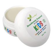 Desodorante Naturaldry Kids 70g Natural Hidrata Elimina Olor