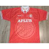 Camisa Internacional Aplub Antiga 1995 Original Rhumell - 95