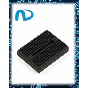 Mini Protoboard Com 170 Pontos, Pic, Arduino