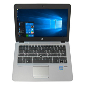 Notebook Hp Elitebook 820 G3 - I5-6300 Vpro 8gb 256ssd W10