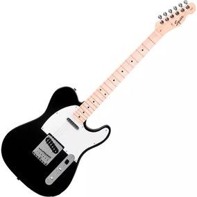 Guitarra Fender Squier Telecaster Affinity Mn Tele Preta