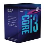 Procesador Intel I3 8350k 1151 Quad 4.0ghz 8mb