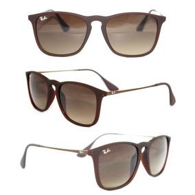 6250104d408fc Oculos Degrade Feminino Quadrado Ray Ban Chris - Óculos no Mercado ...