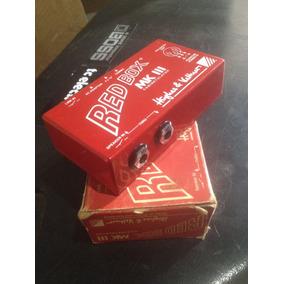 Caja Directa Red Box Hughes And Kettner