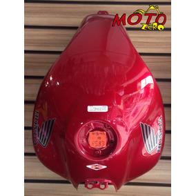 Tanque De Combustivel Hornet Cb600 Vermelho 2013