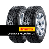 2 Neumaticos Pirelli Scorpion Atr 235/75 R15 108t