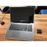 Laptop Dell 5567 Core I7