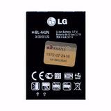 Bateria Lg Optimus E425 E435 L3 E610 E615 L5 2 Dual Bl44jn