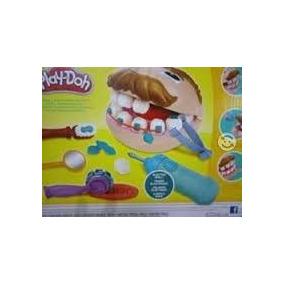 Masa Dentista Bromista Play Doh Original Caja Sellada