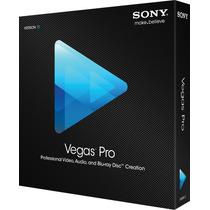 Sony Vega Pro 13 & Sony Movie Platinum 13 Envio Imediato