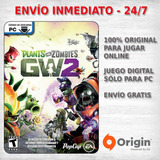 Plantas Vs Zombies Garden Warfare 2 Juego Pc Original