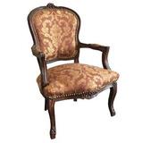 Cadeira Clássica Luis Xv Amelia