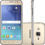 Celular Samsung Galaxy J500 J5 Duos Dourado