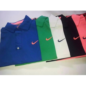 Kit 5 Camisa Camiseta Polo Masculina Blusa Atacado