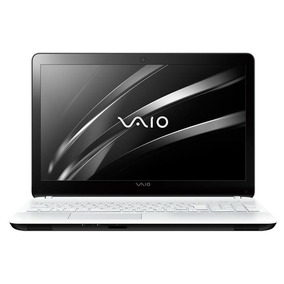 Reembalado - Notebook Vaio Fit 15f Vjf153b0211w Branco Intel