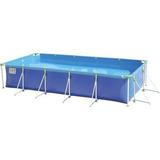 Piscina Retangular Mor Premium 1017 10.000l - Azul