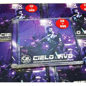 Cielo Razzo Cielo Vivo Vivo Luna Park Cd + Dvd En Stock