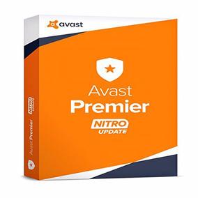 Avast Premier 2018 Full Español Licencia 2027 32 Y 64 Bits