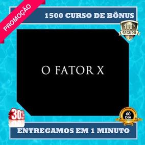 Fator X- Pedro Superti+ 1500 Brindes