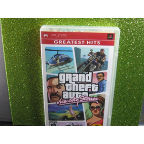 Videojuego - Grand Theft Auto - Vice City Stories ( Psp ).