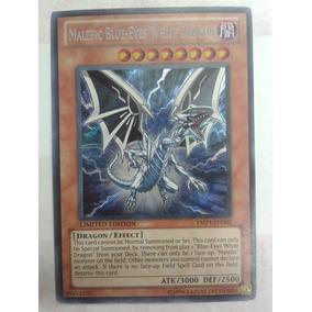 Malefic Blue-eyes White Dragon Ymp1-en002 Yugioh