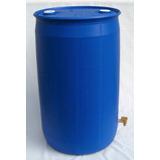 Tambor Bidón Plastico Con Capacidad 228 Lts Con Llave