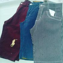 Shortes Jeans !produtos Novos Adultos E Infantil