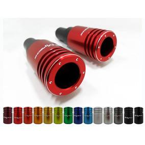 Slider Novo Protetor Dianteiro Alumínio Cbr250r Cbr 250r