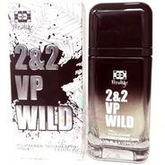 Perfume, Locion De Lujo 212 Vp Wild Pre - mL a $420
