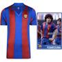 Camiseta Oficial Retro Fc Barcelona 1982 (maradona)