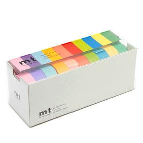 Kit 10 Washi Tape Marca Mt: Made In Japan: Caixa Com 10