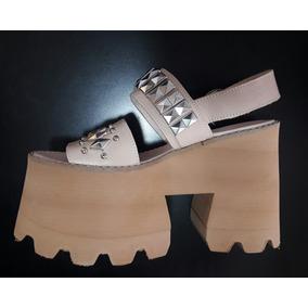 Zapato De Mujer Doble Faja, Tacha