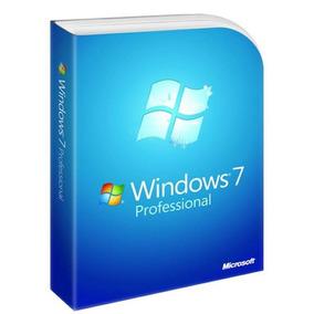 Licença Windows 7 Pro Professional + Nota Fiscal