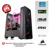 Pc Gamer Intel Core I7 8700 16gb Ram Gtx Nvidia 1070