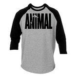 Camiseta Animal (mescla) - Universal Nutrition