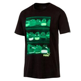 Chomba Puma Sneaker Camiseta Remera Algodón De Hombre