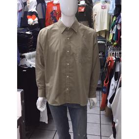 Camisa Manga Larga Lisa Corte Clasico Oferta 99pesos