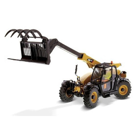 Caterpillar Th407c Tele Handler High Line Series Vehicle